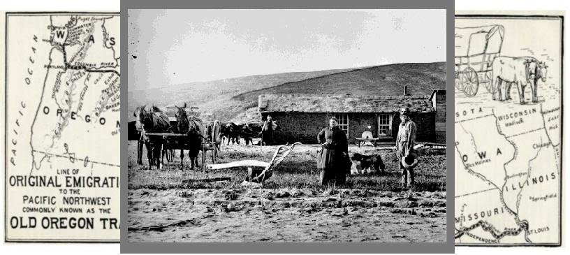 Encyclopedia of the Great Plains | WOMEN HOMESTEADERS