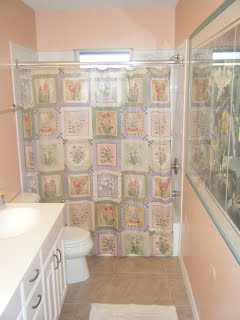Venice Florida Vacation Home Main Bathroom