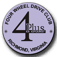 4 Plus Four Wheel Drive Club Logo