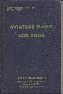 bbbe3263435 This website had its genesis in a plan to document events from 50 years past  in a Naval Aviator s Flight Logbook.