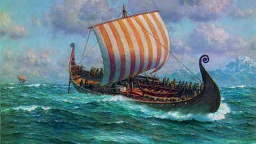Image result for viking longboats
