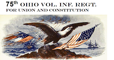 75th OHIO VOL. INF. REGT. FOR UNION AND CONSTITUTION