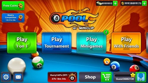 8 ball pool hack & cheats by Android iPhone