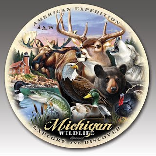 Awesome new Coasters from Michigan my home state!