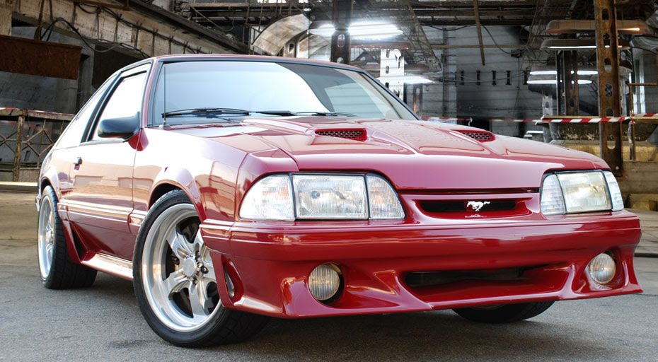 91 Mustang Gt >> Coast High Performance S 91 Ford Mustang Gt Hatchback For