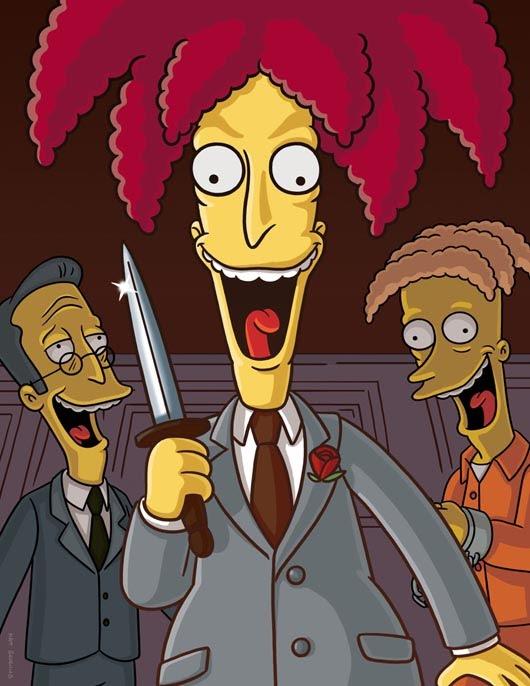 Imagenes 3D de Los Simpsons