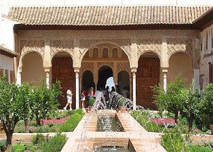 Booking tickets to Alhambra Through Servicaixa - Abadia