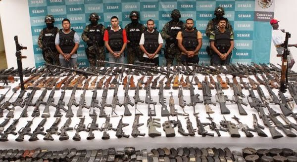 a history of the mexican drug war On september 6, 2006, members of la familia michoacán—a drug cartel based in the southern mexican state of michoacán—entered the sol y sombra night club and.