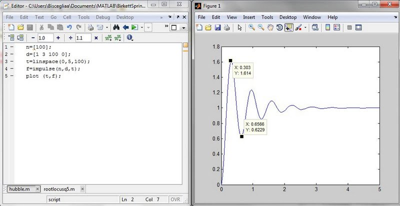 how to take third root in matlab