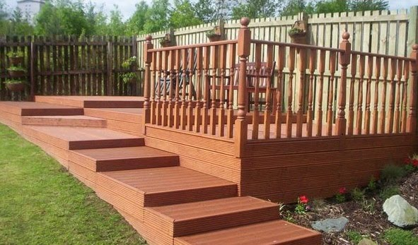 Able decking and fencing in Airdrie