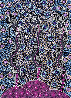 A Discussion On Aboriginal Dreamtime Paintings Aboriginal Art