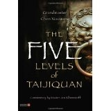 cover image of 'The Five Levels of Taijiquan' by Chen Xiao Wang