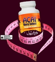Acai Berry Select For Weight Loss