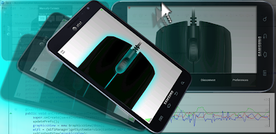 Mobile Application - Accelerometer Mouse
