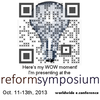2013 Reform<br /> Symposium E-Conference (RSCON)
