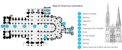 60 Chartres Cathedral Ap Art History