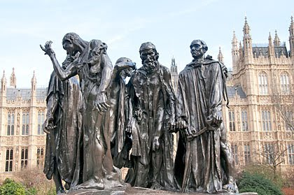 burgher's of calais analysis Rodin's the burghers of calais  to approach negotiations in an interest-based  way, meaning, to understand what you and the other wants.