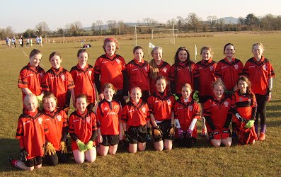 Adare U12 v Feo/Castlemahon April 2013