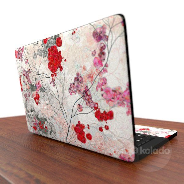 Foto do adesivo Adesivo para notebook Rose Cherry