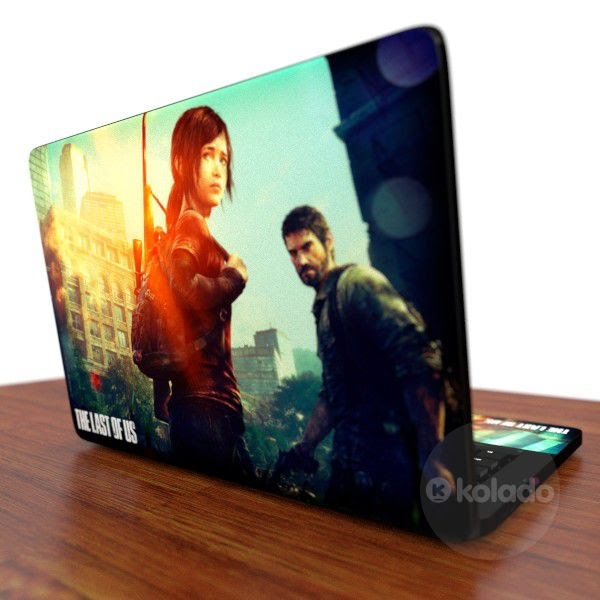 Adesivo para notebook The Last Of Us