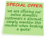 Special Offer from ADH Electrical Services