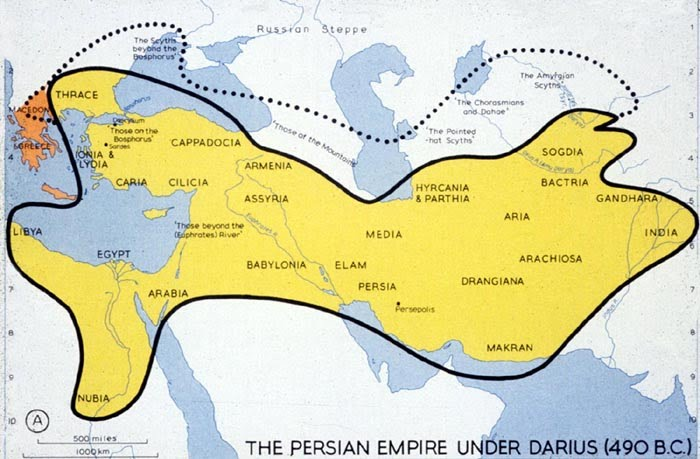 Life In Ancient Persia
