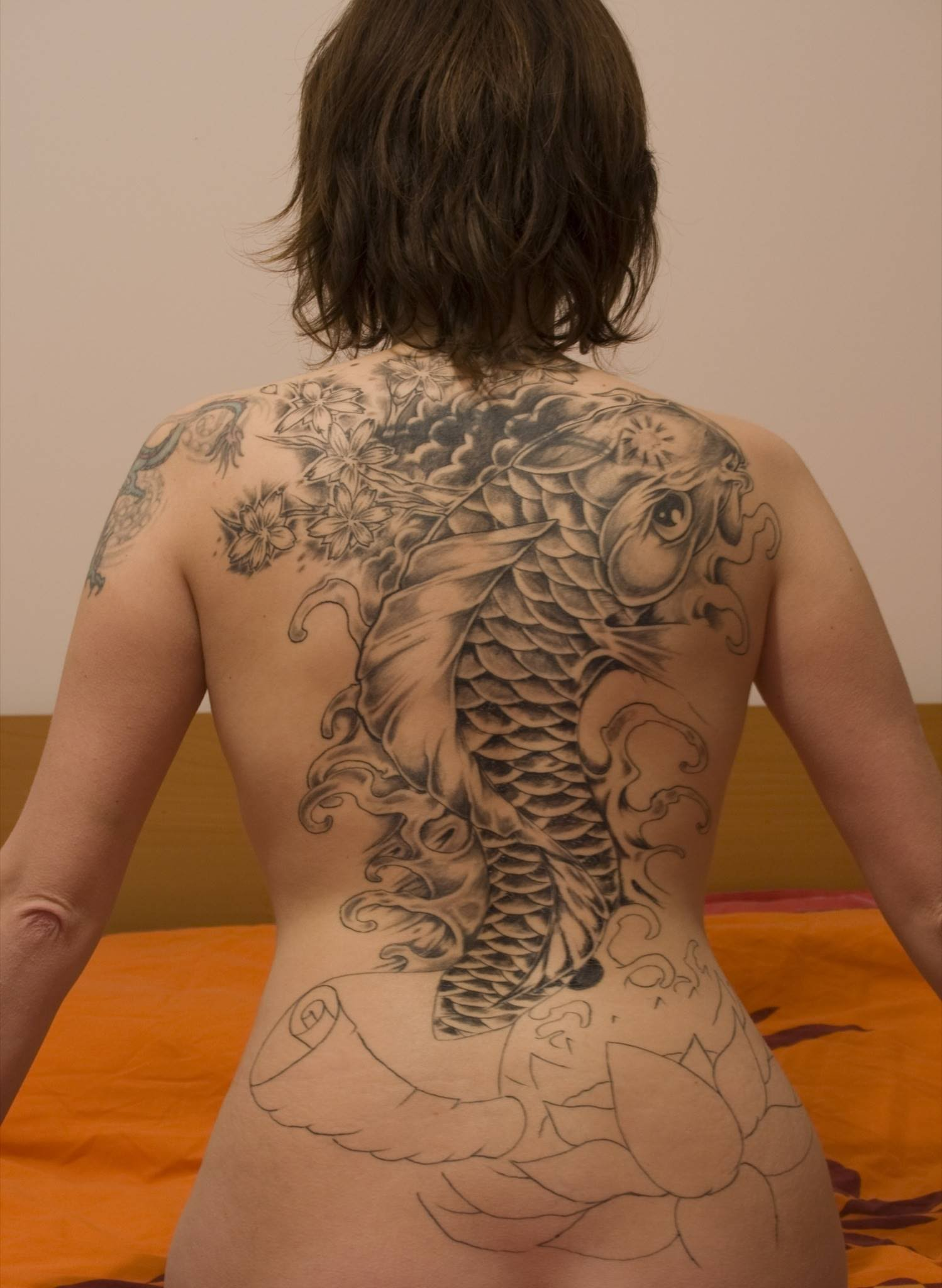 The Koi Fish Tattoo Meanings