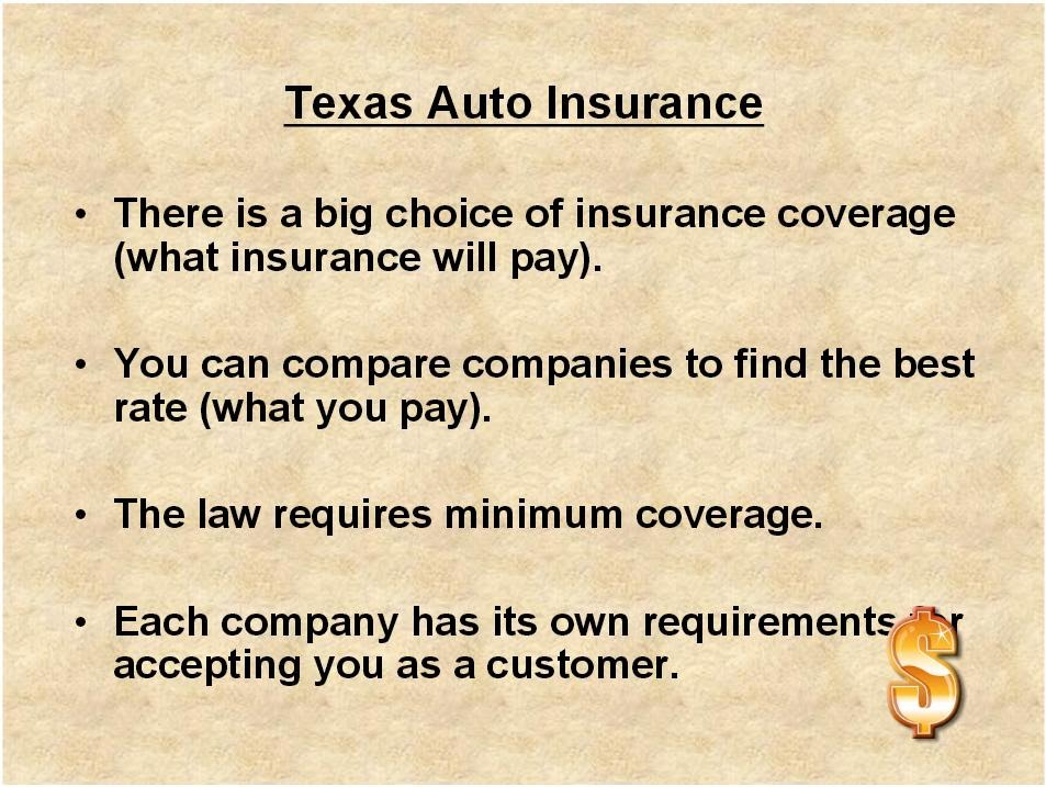Impact Texas Young Adult Drivers Ed: Texas Auto Insurance - How much is car insurance for 18-24