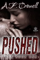 PUSHED, Book One in the Torn Series