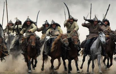 Image result for mongol horse warrior