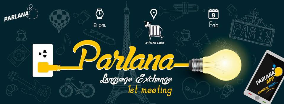Parlana - Paris Language Exchange
