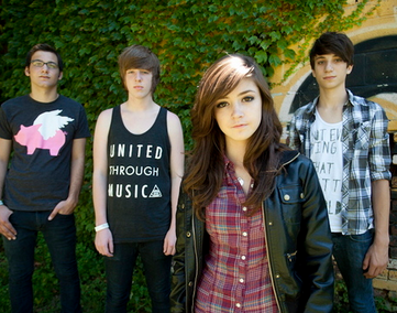 Against The Current The Best Band