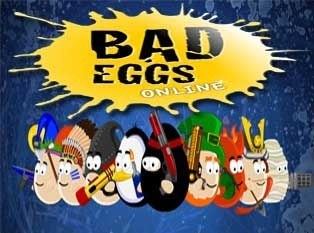 Bad Eggs Online 2 - Bad Eggs 2 - Hype Unblocked Games