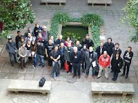 Group photo, Friday December 4th, 2015