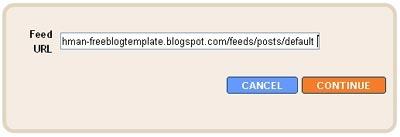 feed url