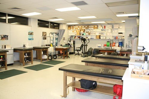 Work Environment A Job As An Athletic Trainer