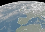 Satbild Meteosat 0 degree Infrared 3.9 Western Europe