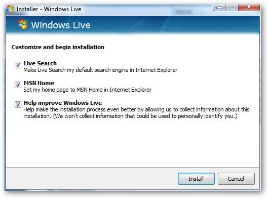 What's Up at Windows Live? | H  Alan Stevens