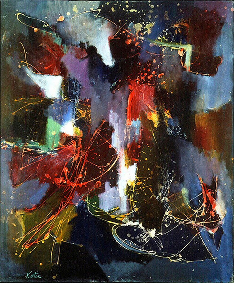 research papers abstract expressionism