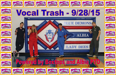 Vocal Trash in Albia
