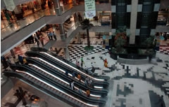 Bashundhara City Shopping Mall, Dhaka(inside)