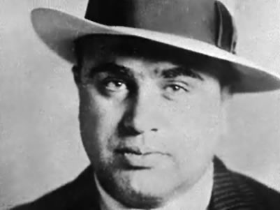 the early run in with the law of al capone Al capone al capone was an italian drug trafficker  in his early twenties, he moved  the business was run by one structure where it was being.