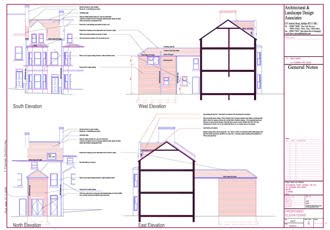 Architect House Extension Belfast Newtownabbey Castlereagh