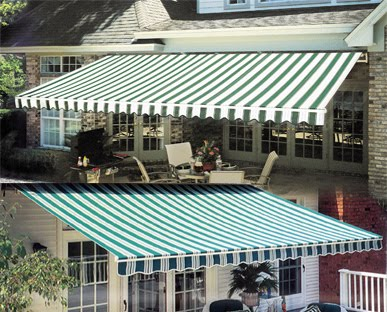 How To Purchase The Perfect House Awnings Aleko Awning Product