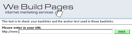 backlinks anchor text checker