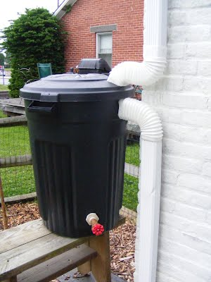 Cheapest Diy Rain Barrel That Works Better Than Most