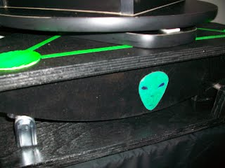 alien platform mounted with a orion dobsonian