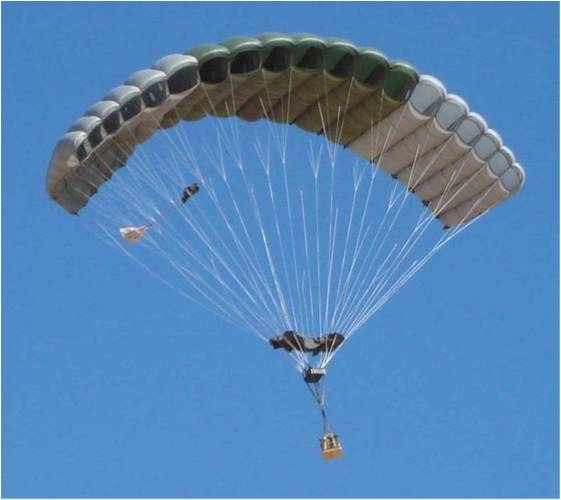 Firefly canopy.· FireFly (TM) - Selected by the US Army for their 2K JPADS program the FireFly is a medium sized GPS cargo delivery platform capable of ...  sc 1 st  Google Sites & Aerodynamic Characteristics of Cargo Ram-Air Canopies during ...
