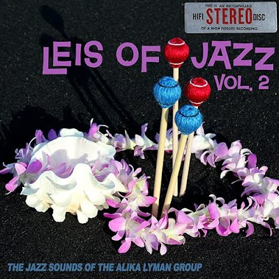 Leis of Jazz Vol. 2 Album Cover