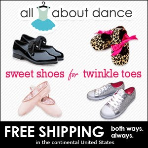 Active All About Dance Promo Codes & Deals for February 12222